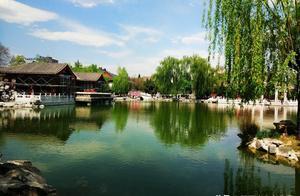 900年前北京的模样,您想象不到的美,首都就从金中都开始