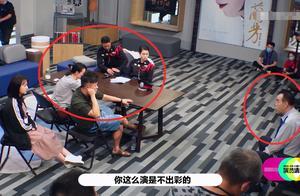 """演员:小四被陈凯歌骂后不服气,看到""""报复""""点评,赵薇都直抿嘴"""