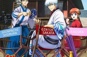 dTV独家《银魂》新动画SP2021年初播出 为第三部剧场版预热