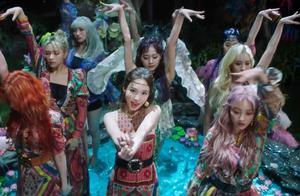 TWICE新曲MV抄袭,JYP迅速回应,《极限挑战》学一下别人的态度