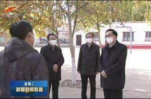 连续两天,新疆自治区党委书记都在喀什