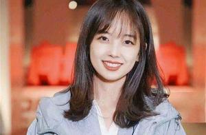 颜值即是正义!央视记者王冰冰生图美翻,笑容甜美气质脱俗