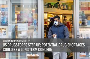 美国疫情渐渐滑向失控,传染病专家已开始忧虑治疗药物将出现短缺