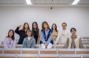 学霸宿舍!武汉一大学同寝室8名女生全部保研成功