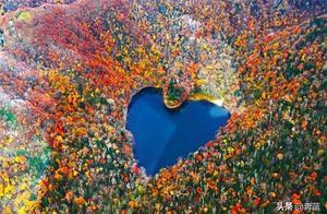 """全球10个浪漫""""心""""形景点推荐:与爱人一起去度蜜月旅游"""