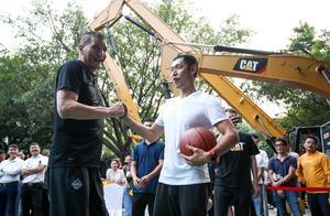 CBA新赛季开始,中国男篮还需进步,应向前辈学习实干精神