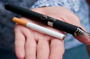 """一年销售超50亿!号称""""戒烟神器""""的电子烟,线上全面禁售"""