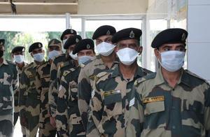印度多个部队中招新冠病毒,印军还在边界搞事情
