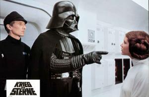 《星球大战》达斯维达扮演者去世,享年85岁,他在片中没露过脸