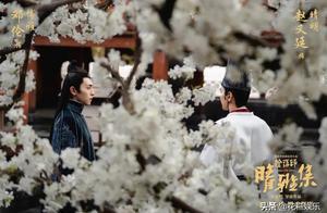 郭敬明新电影《晴雅集》是进步了,可还不算好电影