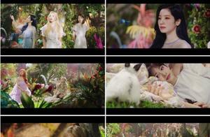 "TWICE 变身""森林精灵""!新曲《MORE & MORE》MV预告公开"