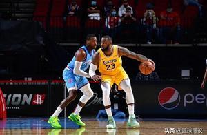 NBA3大消息:湖人成西部老大,杜兰特太难了,火箭遭双重打击