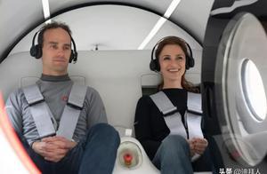 Virgin Hyperloop完成了第一次超级高铁乘客测试