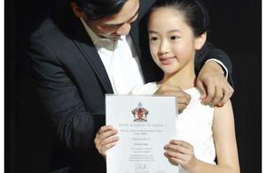 """有种""""遗传""""叫贺军翔女儿,完美复制父母颜值"""