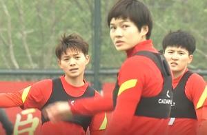 奥运生死战?中国女足踏上新征程,王霜留下悬念,韩国女足引关注