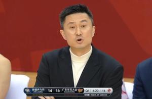 胡明轩犯规却显出杜锋人格魅力,冠军理应如此,给广东篮球长脸