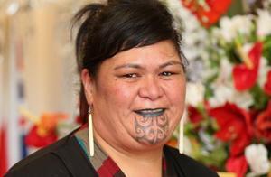 新西兰女性外长上任,脸上有纹身,酷毙了!她说国家形象应是土著