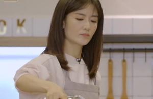 吴昕上节目秀厨艺,手忙脚乱不会开火遭谢娜嫌弃!饭菜上桌没人吃