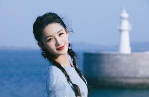李沁之冬日恋歌,鱼骨辫书写美人如画的传奇!