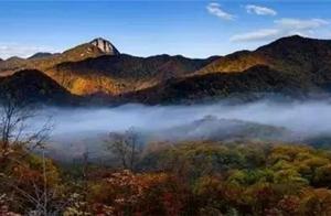 神农架之秋,一年四季中最美的季节