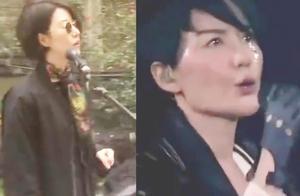 李亚鹏女友是酒吧驻唱歌手?和王菲唱歌神情太像了