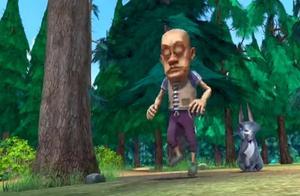 熊出没:光头强为了砍树,竟用这游戏欺骗他们,最后真能得逞吗