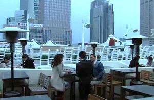 叶坦约何东在咖啡馆见面向何东表白,说喜欢何东。何东吓了一跳。