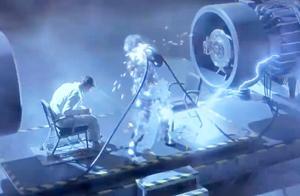 绿巨人浩克最精彩片段:绿巨人大战变种人父亲,场面太酷炫