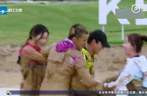 王彦霖被佘诗曼按头,娘娘在泥潭里这么拼,真的第一次见!