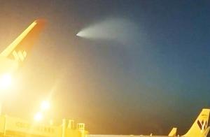 UFO光临地球?多地空中突现不明飞行物,或将揭开我国导弹之谜!