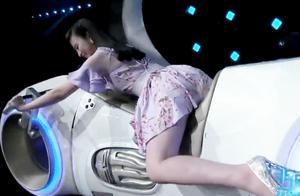 非诚勿扰:小伙携价值百万摩托车上非诚,短裙美女争着要试驾
