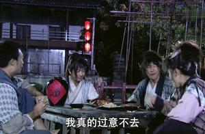 薛平贵与王宝钏:薛平贵做工,乞丐朋友经常送来酒菜,挺丰盛的嘛