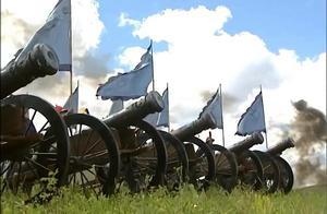 天下无敌的蒙古铁骑打不过康熙不无道理,竟然有这么多火炮