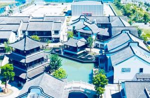 杭州周边游发现一个好地方,嘉善越里,唯美的江南水乡网红打卡地