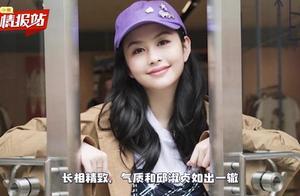 邱淑贞17岁女儿带妹妹逛街,小鲜肉跟随,四人互动来看似很熟悉?