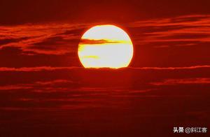 日出印象---不同地方的日出给人不同的美(原创摄影图文)