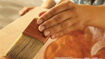 如何给旧家具刷漆