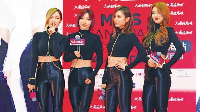 韩国明星在意中国市场