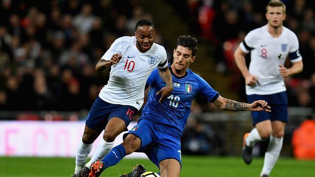 世界杯意大利英格兰