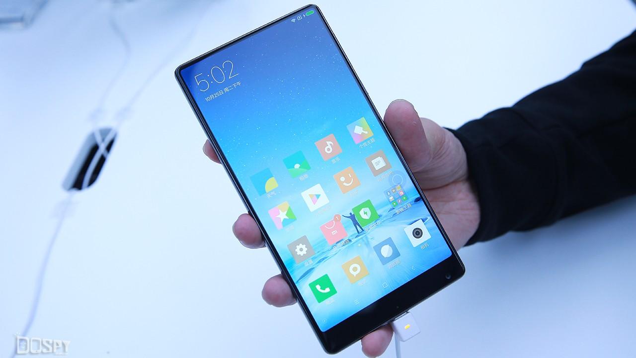 了不起word米?定义最终成为实际 全面屏手机·小米MIX 最速测评