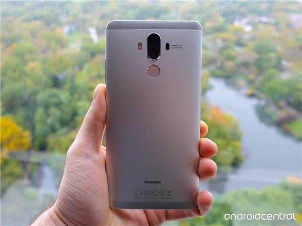 5233元,令中国人自豪的华为公司Mate9,能让三星苹果抽泣吗?