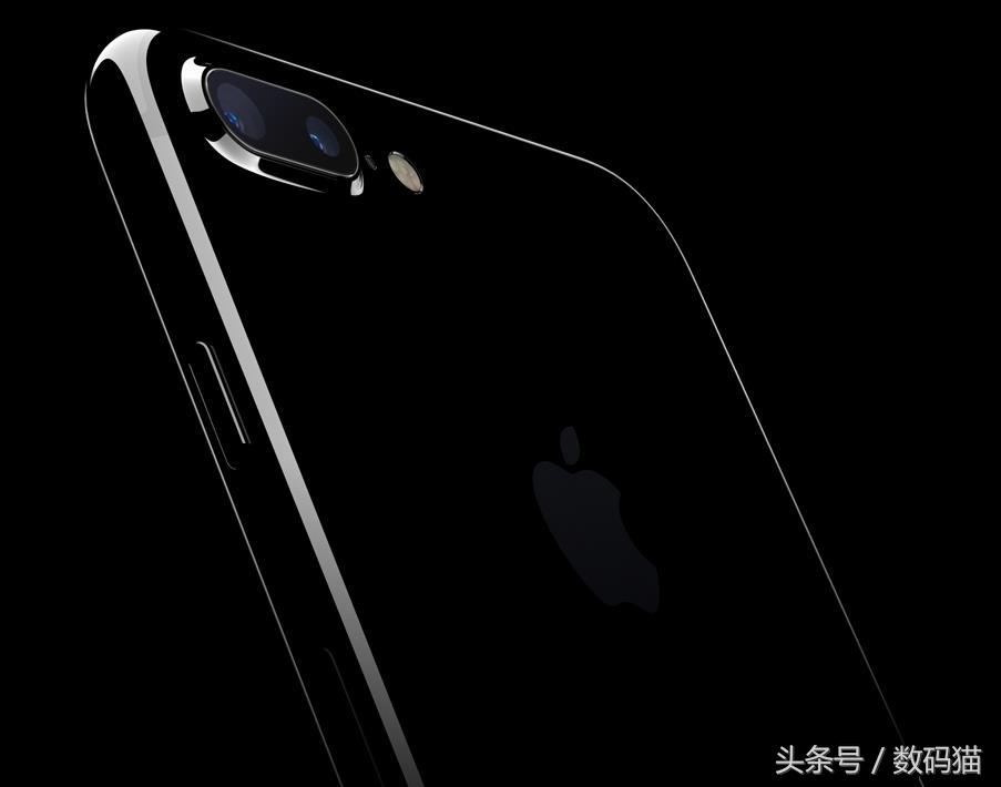 iPhone7:亮黑,让你找个对象,如何?