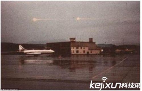 全球至今未解的神秘UFO目击事件(珍贵ufo照片)  UFO目击事件 ufo照片 第4张