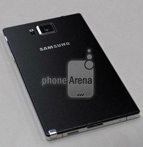 三星Galaxy Note 4真机曝出:初次选用金属边框