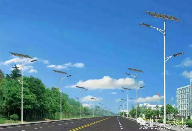 太阳能路灯简述