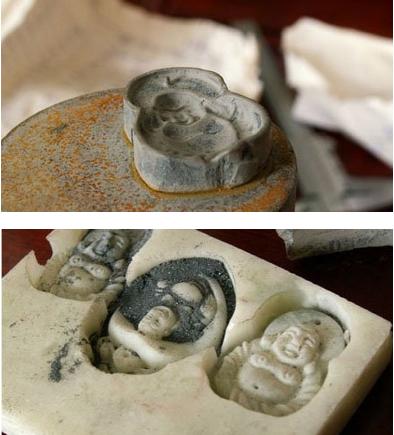 一块精美翡翠玉雕的诞生,到底应该机雕还是手工雕