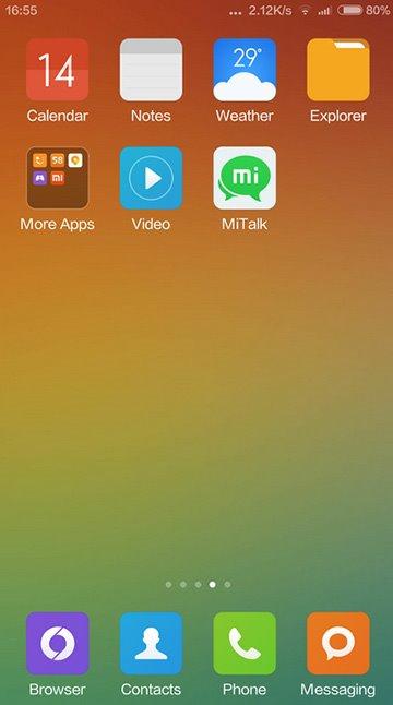 外国媒体:小米手机,家里MIUI 6太像iPhoneiOS7/iOS8