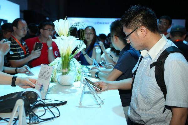 nubia公布全世界最強照相手机nubia Z5系列
