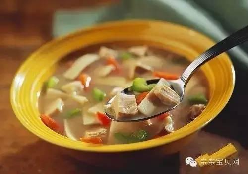 孕期八个营养汤,争取每个月都吃一次~ 孕妇菜谱做法 第8张