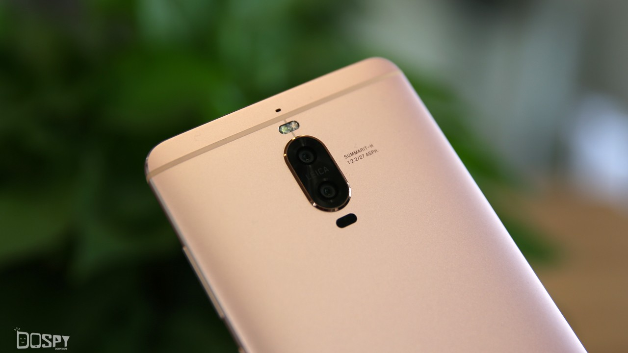 华为Mate 9 Pro评测:最佳颜值、最强硬件、最平曲面?